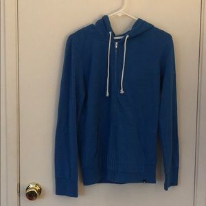 Hurley zip up sweatshirt